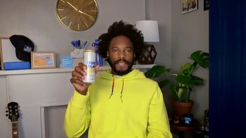 Bud Light Seltzer TV Spot, 'Toast to the Everyday: Delivery Pizza' Featuring Yedoye Travis - Thumbnail 10