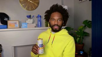 Bud Light Seltzer TV Spot, 'Toast to the Everyday: Delivery Pizza' Featuring Yedoye Travis - Thumbnail 6