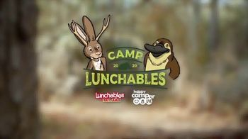 Lunchables TV Spot, 'Camp Lunchables' - Thumbnail 2
