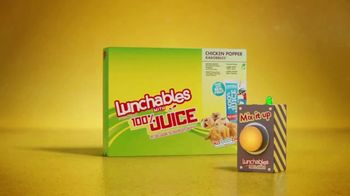 Lunchables TV Spot, 'Camp Lunchables' - Thumbnail 7
