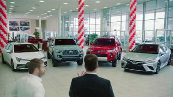 Toyota TV Spot, 'Rose Ceremony' [T2] - Thumbnail 2