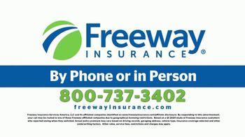 Freeway Insurance TV Spot, 'Social Distancing' - Thumbnail 8