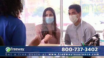 Freeway Insurance TV Spot, 'Social Distancing' - Thumbnail 2