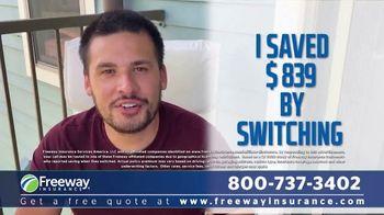Freeway Insurance TV Spot, 'Social Distancing' - Thumbnail 4