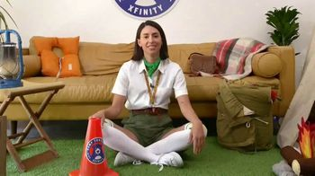 XFINITY TV Spot, 'Camp Tonsafun is Now Open!' - 175 commercial airings
