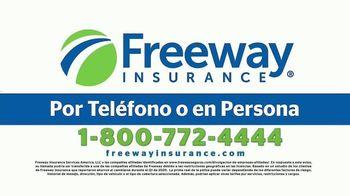 Freeway Insurance TV Spot, 'Ahorra hasta $839 dólares' [Spanish] - Thumbnail 7