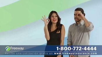 Freeway Insurance TV Spot, 'Ahorra hasta $839 dólares' [Spanish] - Thumbnail 2