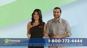 Freeway Insurance TV Spot, 'Ahorra hasta $839 dólares' [Spanish] - Thumbnail 6
