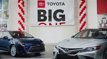 Toyota Big One Sales Event TV Spot, 'Did You: Daycare' [T2] - Thumbnail 7