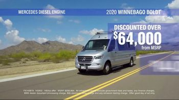 La Mesa RV TV Spot, '2020 Winnebago Boldt' - Thumbnail 6