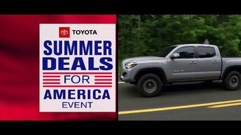 Toyota Summer Deals for America Event TV Spot, 'Adventures' [T2] - Thumbnail 3