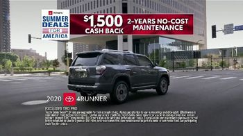 Toyota Summer Deals for America Event TV Spot, 'Adventures' [T2] - Thumbnail 5