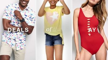 Macy's One Day Sale TV Spot, 'Summer Essentials, Bedding and Clearance' - Thumbnail 1