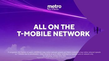 Metro by T-Mobile TV Spot, 'Rule Your Day: Salon' - Thumbnail 6