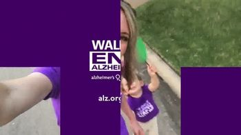 Alzheimer's Association Walk to End Alzheimer's TV Spot, 'This Year's Walk Is Everywhere' - Thumbnail 10