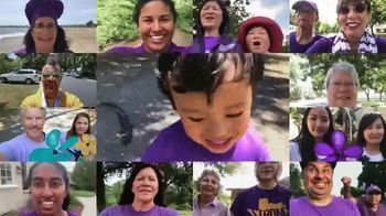 Alzheimer's Association Walk to End Alzheimer's TV Spot, 'This Year's Walk Is Everywhere' - Thumbnail 5