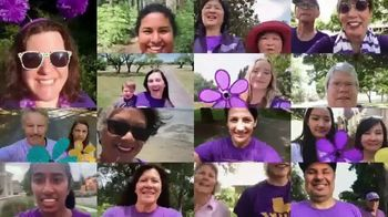 Alzheimer's Association Walk to End Alzheimer's TV Spot, 'This Year's Walk Is Everywhere' - Thumbnail 6