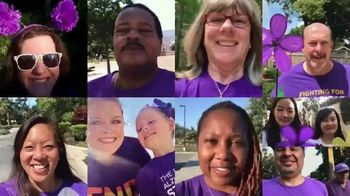 Alzheimer's Association Walk to End Alzheimer's TV Spot, 'This Year's Walk Is Everywhere' - Thumbnail 7