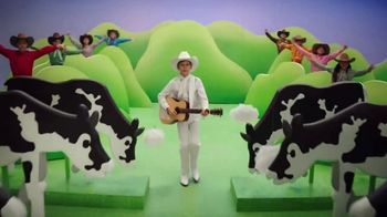 Burger King TV Spot, \'Cows Menu\' Featuring Mason Ramsey