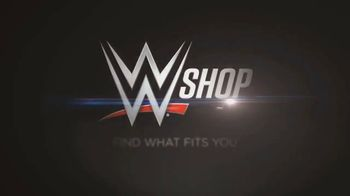 WWE Shop TV Spot, 'Crafted by History: 50 Percent Off' - Thumbnail 7