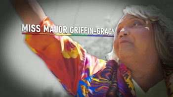 Human Rights Campaign TV Spot, 'Pride in Solidarity' Featuring Miss Major Griffin-Gracy, Song by Desi Valentine - Thumbnail 5