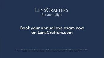 LensCrafters TV Spot, 'Top Priority: Frame & Lens Package' - Thumbnail 8