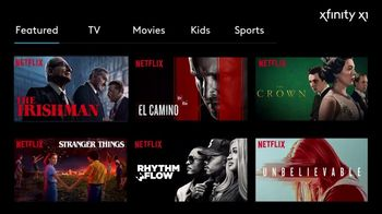 XFINITY X1 TV Spot, 'Show Me Netflix' - Thumbnail 8