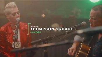 O'Charley's Songwriters Café Fundraiser Series TV Spot, 'Thompson Square' - Thumbnail 2