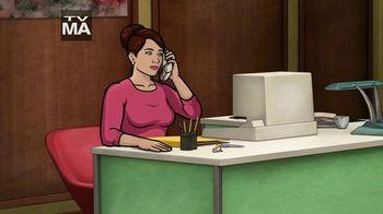 Hulu TV Spot, '2020 HAHA Awards: Archer' - Thumbnail 2