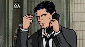 Hulu TV Spot, '2020 HAHA Awards: Archer' - Thumbnail 3