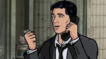 Hulu TV Spot, '2020 HAHA Awards: Archer' - Thumbnail 5