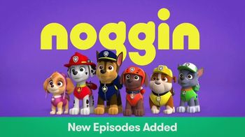 Noggin TV Spot, 'Packed With Paw Patrol'