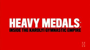 30 For 30 Podcasts TV Spot, 'Heavy Medals: Inside the Karolyi Gymnastic Empire' - Thumbnail 3