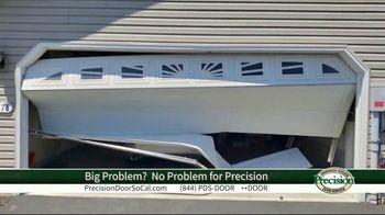 Precision Door Service TV Spot, 'Scary' - Thumbnail 1