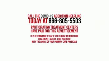 The COVID-19 Addiction Helpline TV Spot, 'Struggling With Addiction?' - Thumbnail 6