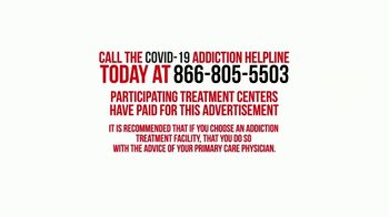 The COVID-19 Addiction Helpline TV Spot, 'Struggling With Addiction?' - Thumbnail 7