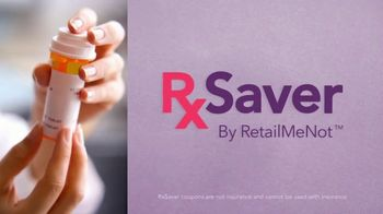 RxSaver TV Spot, 'Save on Your Prescriptions'