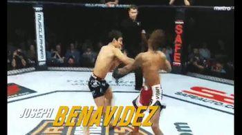 ESPN+ TV Spot, 'UFC Fight Night: Figueiredo vs. Benavidez' canción de Vince Staples [Spanish] - Thumbnail 3