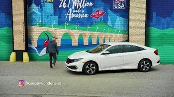 Honda Summer Clearance Event TV Spot, 'Life Is Better: Wonderland' [T2]