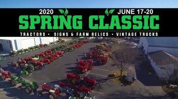 Mecum Gone Farmin' TV Spot, '2020 Spring Classic: Davenport: 1962 Mack Truck Tractor' - Thumbnail 1