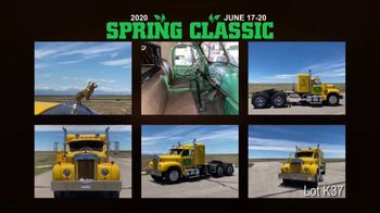 Mecum Gone Farmin' TV Spot, '2020 Spring Classic: Davenport: 1962 Mack Truck Tractor' - Thumbnail 3