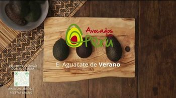 Avocados From Peru TV Spot, 'El aguacate del verano' [Spanish]