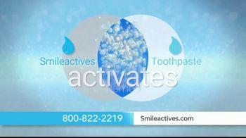 Smileactives Power Whitening Gel TV Spot, 'Say Hello'