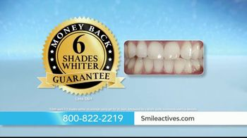 Smileactives Power Whitening Gel TV Spot, 'Say Hello' - Thumbnail 9