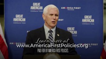 America First Policies TV Spot, 'America Back to Work' - Thumbnail 9