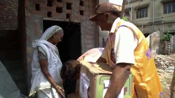 Lions Clubs International TV Spot, 'Bringing Hope Where It's Needed' - Thumbnail 1