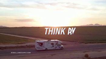La Mesa RV TV Spot, 'Think: 2020 Winnebago Boldt' - Thumbnail 6