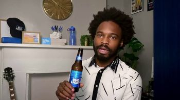 Bud Light TV Spot, 'Toast to the Everyday: Midday Naps' Featuring Yedoye Travis - Thumbnail 4