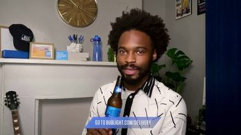 Bud Light TV Spot, 'Toast to the Everyday: Midday Naps' Featuring Yedoye Travis - Thumbnail 5