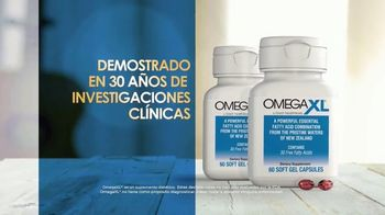 OmegaXL TV Spot, 'Suplemento natural' con Ana María Polo [Spanish]